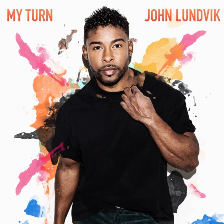 John Lundvik My Turn