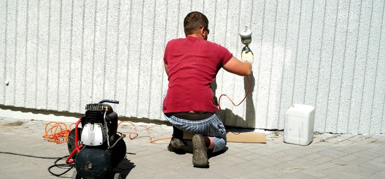 Helpful Tips Before Using Your Paint Sprayer