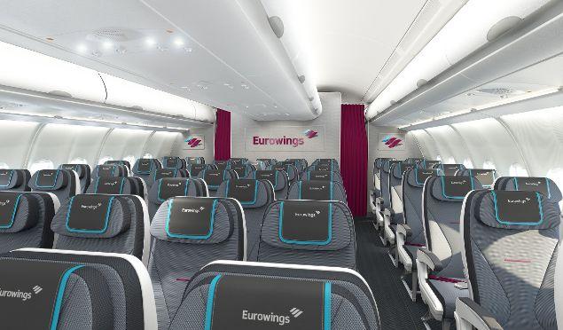 Airbus A319 Interior