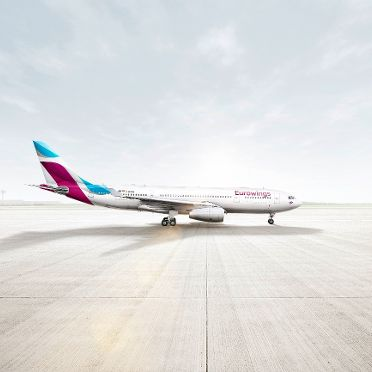 Search  Book flights  Eurowings