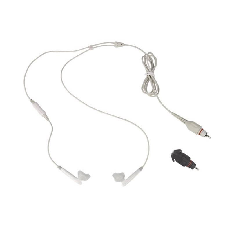 Motorola Handsfree ørepropp (SVART/HVIT), til Motorola