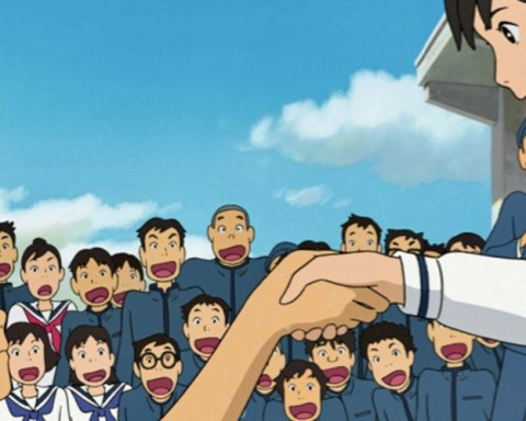 Ghibli Studios - 2011 - From Up On Poppy Hill (2011) by Ghibli Studios, which owns the copyright to this image.