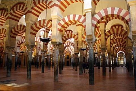 Mezquita de Córdoba, from the website Periodista Digital, 2015