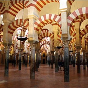 Mezquita de Córdoba, from the website Periodista Digital, 2015