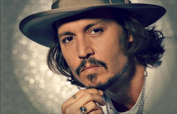 Johnny Depp, even though the grunge look may go a bit far sometimes, you are still eye-candy.
