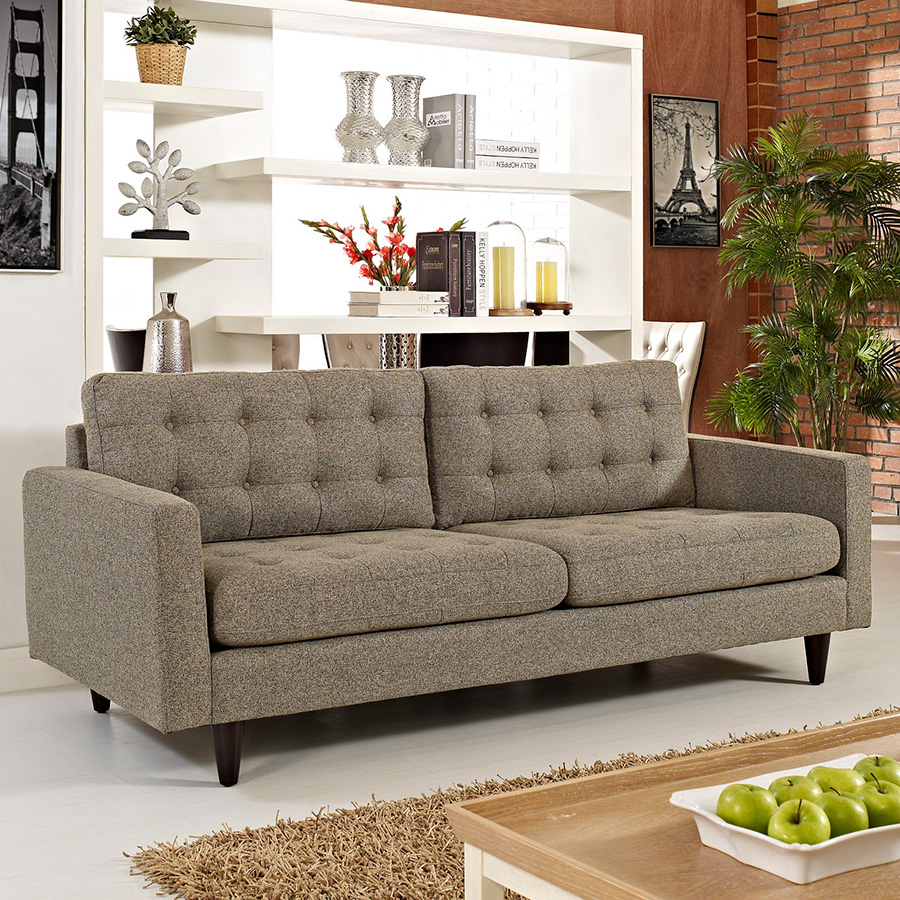 oatmeal sofa crate and barrel lounge slipcover modern sofas enfield eurway furniture