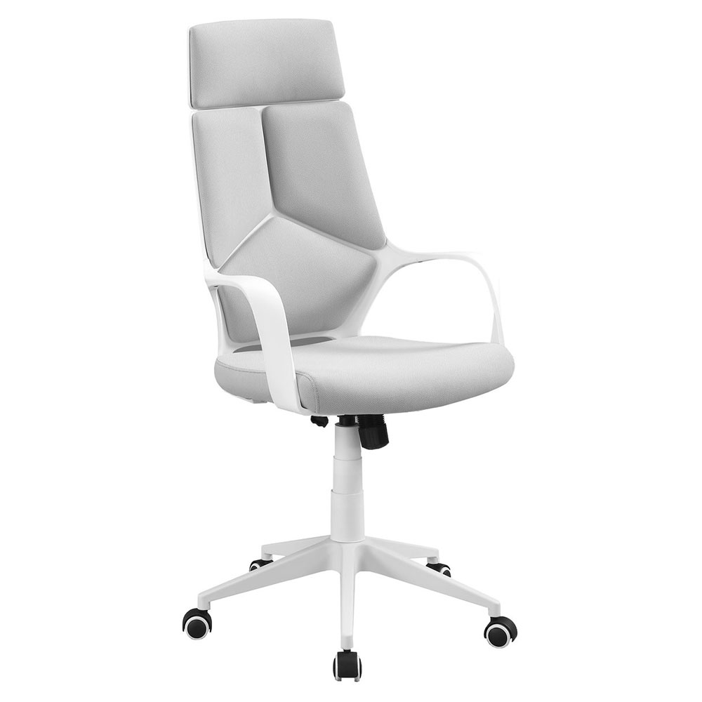 modern white desk chair plush toulouse rocking office chairs killian eurway