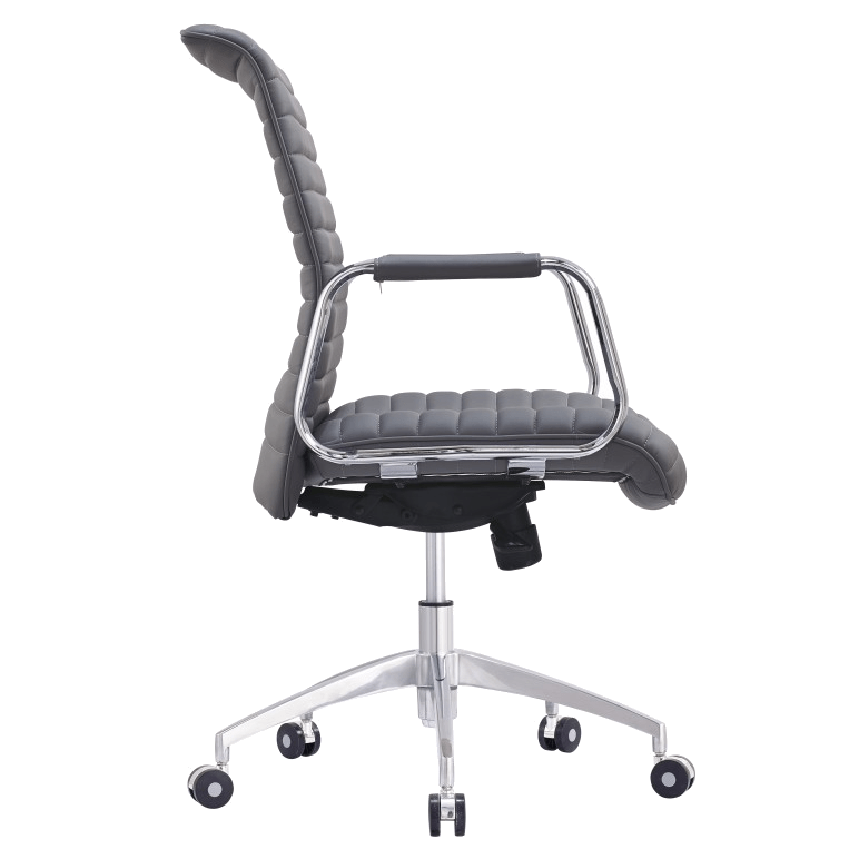 office side chair beauty salon waiting room chairs oxford gray modern eurway furniture