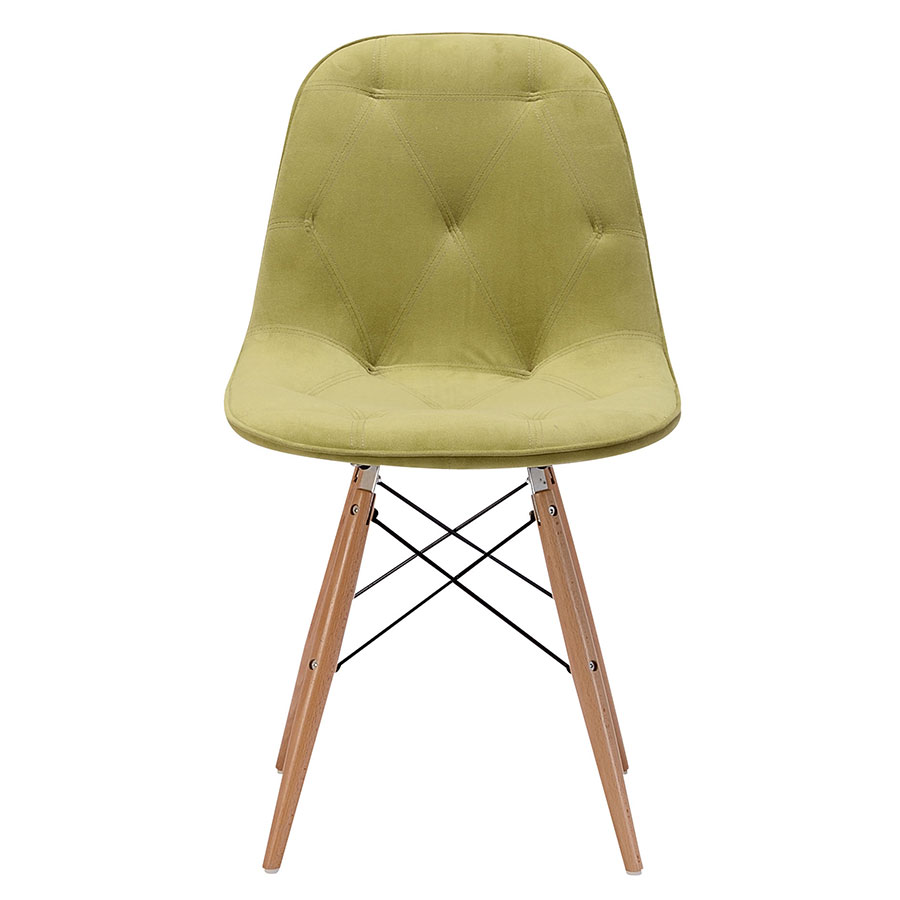 modern green dining chairs small accent for bedroom pavia chair eurway