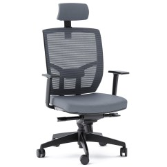 Cloth Office Chairs American Girl Chair Tc 223 Gray Fabric Modern Eurway Furniture