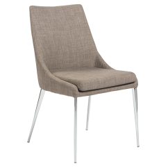Modern Gray Dining Chairs Best Buy Computer Tarnana Chair By Euro Style Eurway
