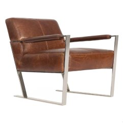 Genuine Leather Chair Steel Ikea Modern Chairs Universe Eurway Furniture