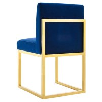 Modern Dining Chairs | Hague Blue Side Chair | Eurway