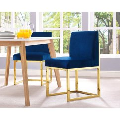 Desk Chair Teal Office For Sciatica Nerve Pain Modern Dining Chairs | Hague Blue Side Eurway