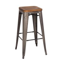 Popular 225 List metal bar stools
