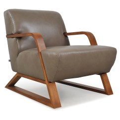 Genuine Leather Chair Steelcase Chairs Vintage Modern Sloan Taupe Eurway Call To Order In