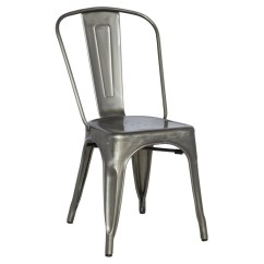 Modern Metal Chairs Chair Design Model Dining Side Arm Eurway Alexandra Industrial