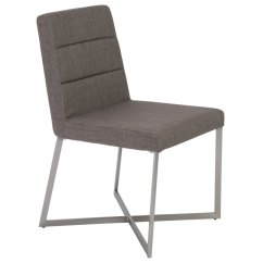 Modern Metal Chairs Office Depot Chair Mats Dining Side Arm Eurway Tosca