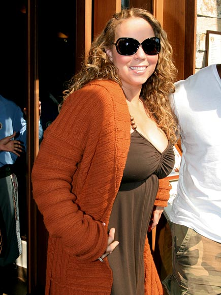 Mariah Carey 2010 Pregnant