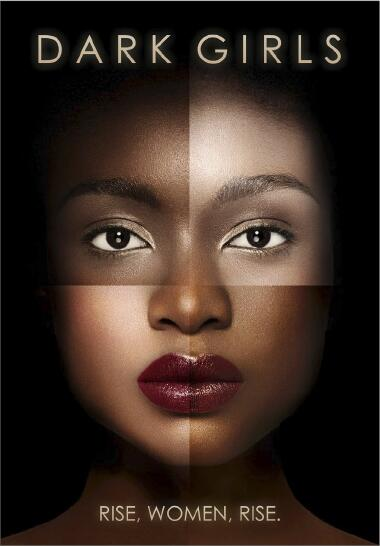Affiche du documentaire Dark Girls