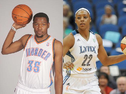 Monica Wright Broke Up with Kevin Durant Over His Un ...