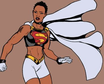 Image result for black superwoman images