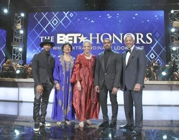 bet honors honorees