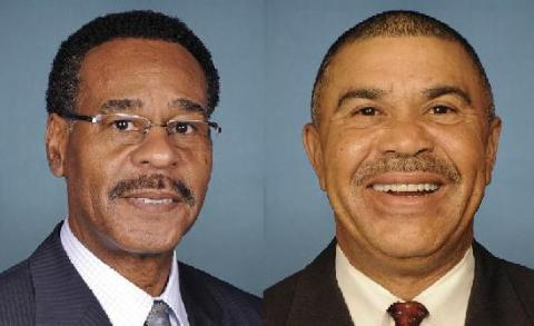 Image result for emanuel cleaver, lacy clay