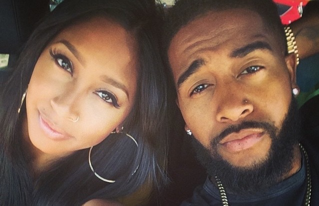 Apryl Jones Drags Omarion For Filth In Instagram Video Rant Watch