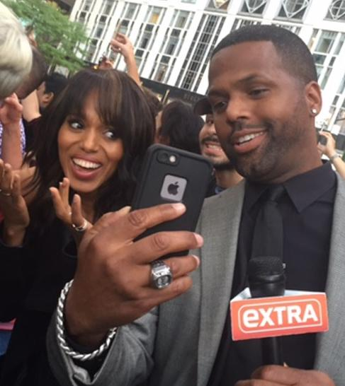 kerry washington & aj calloway