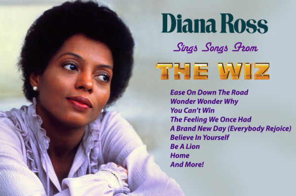 Diana Ross, The Wiz Lost Album