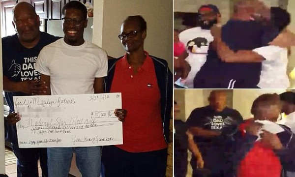 Grandson pays off grandparents mortgage