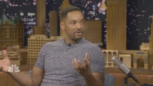 will smith (on tonight show)