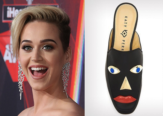 Katy Perry's 'Blackface' Shoes Pulled From Dillard's Amid Backlash