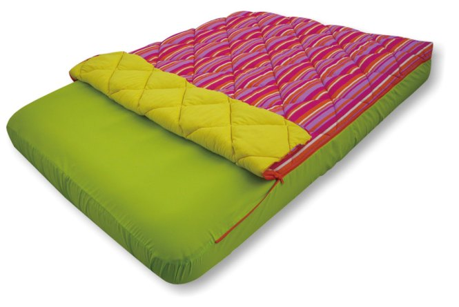 Air Bed Cover Single S Double