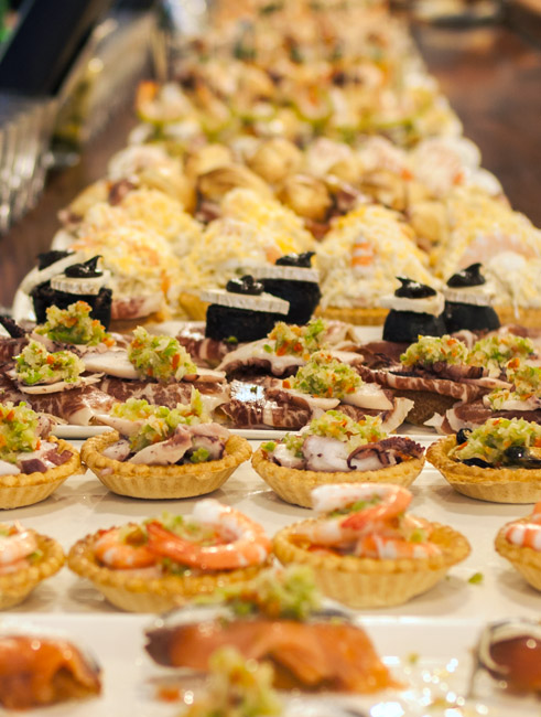 Pintxos in the Basque Country  Tourism Guide