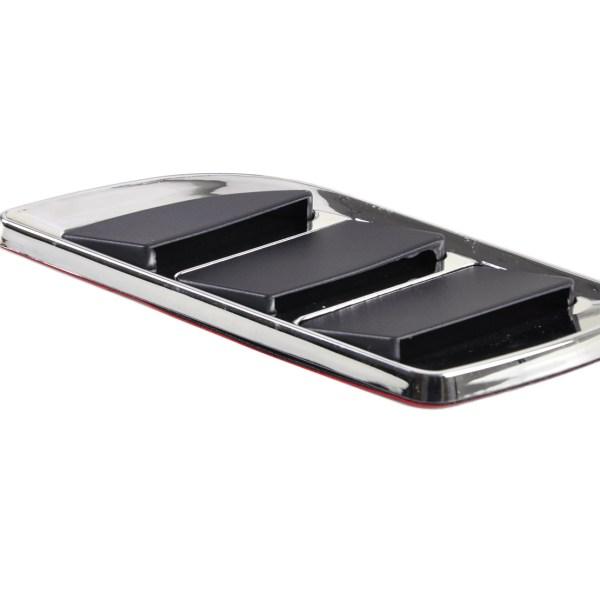Car Side Air Vent Fender Cover Intake Duct Flow Grille Decorat Sticker CA01459 | eBay