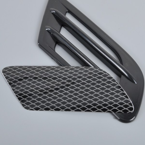 Fender Air Flow Intake Vent Cover Decoration Stickers
