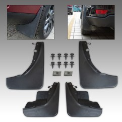 Mud Guard Grand New Veloz All Camry 2017 Flaps Flap Splash Guards Mudguard For Jeep