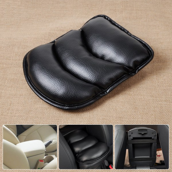 Universal Car Leather Armrest Central Pad Cover