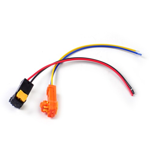 small resolution of image is loading 2x airbag clockspring wires connector plugs fit vw
