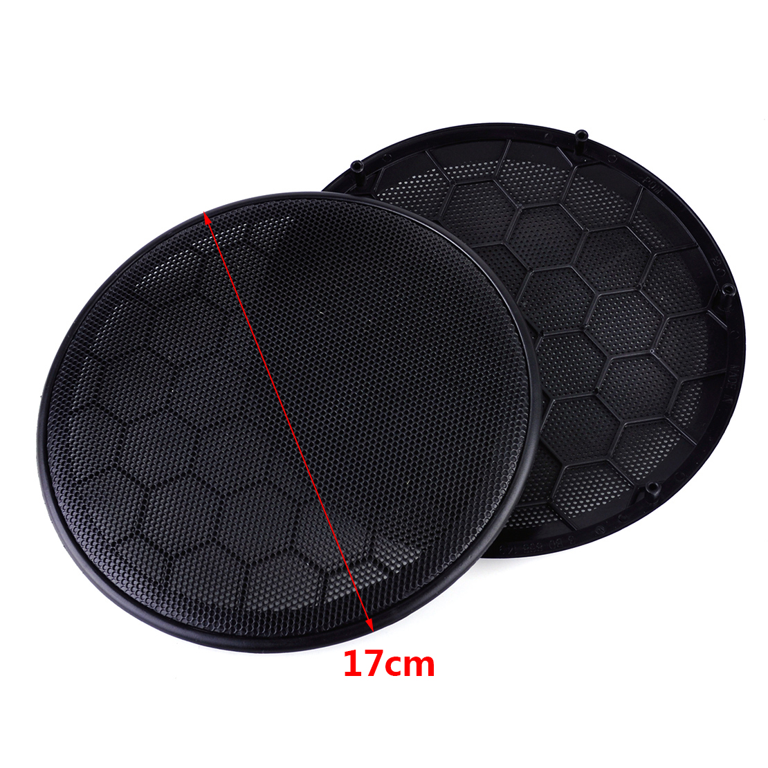 hight resolution of details about new 2pcs black door speaker cover grill fit for vw passat jetta golf 3b0868149