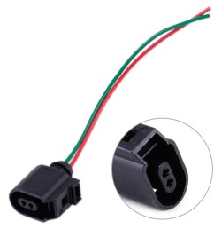 details about abs sensor wiring pigtail plug connector fit for vw passat golf jetta audi a3 [ 1110 x 1110 Pixel ]