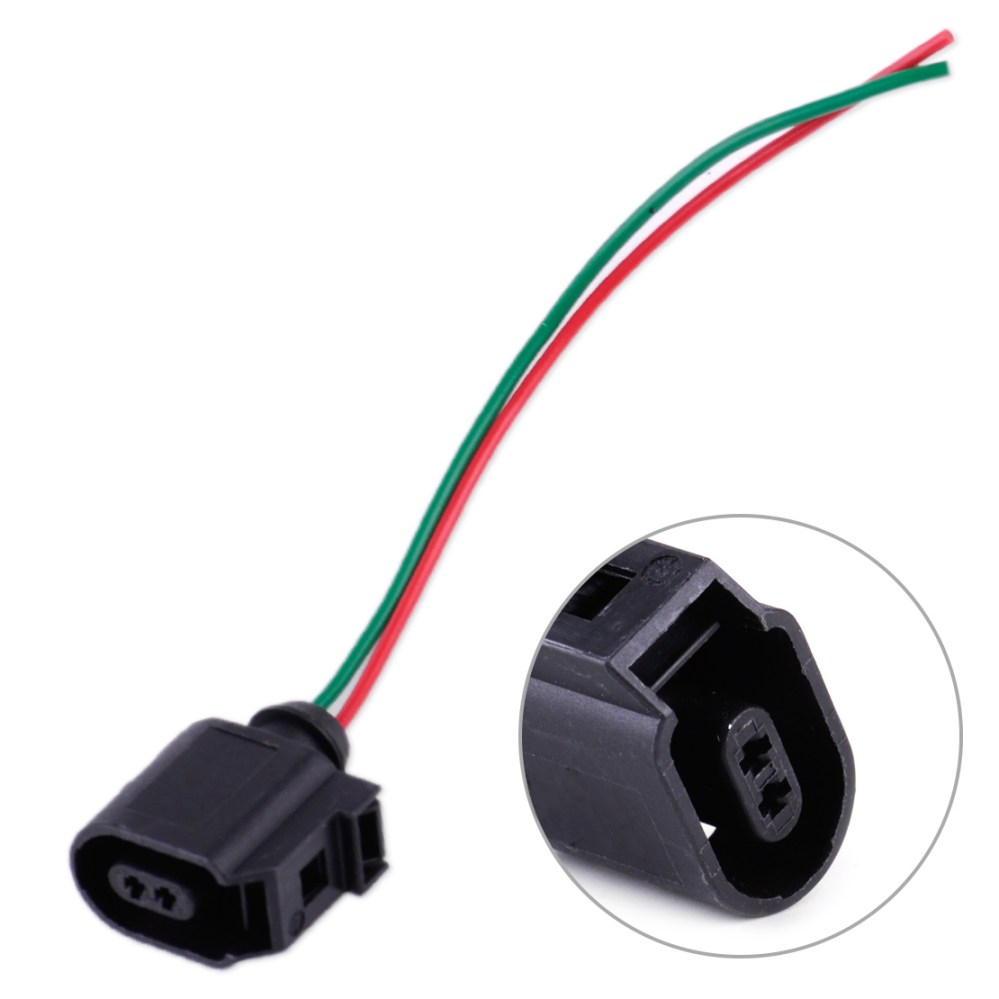 medium resolution of details about abs sensor wiring pigtail plug connector fit for vw passat golf jetta audi a3