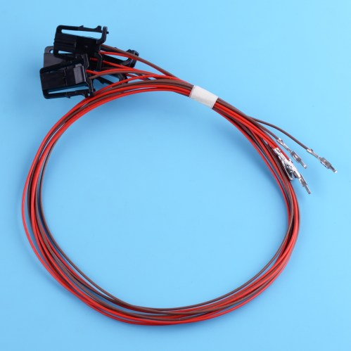 small resolution of details about 4x door light wire harness cable for vw passat tiguan golf jetta mk6 skoda seat