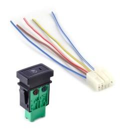 details about fog light switch plug harness for suzuki sx4 swift lingyang alto grand vitara [ 1110 x 1110 Pixel ]
