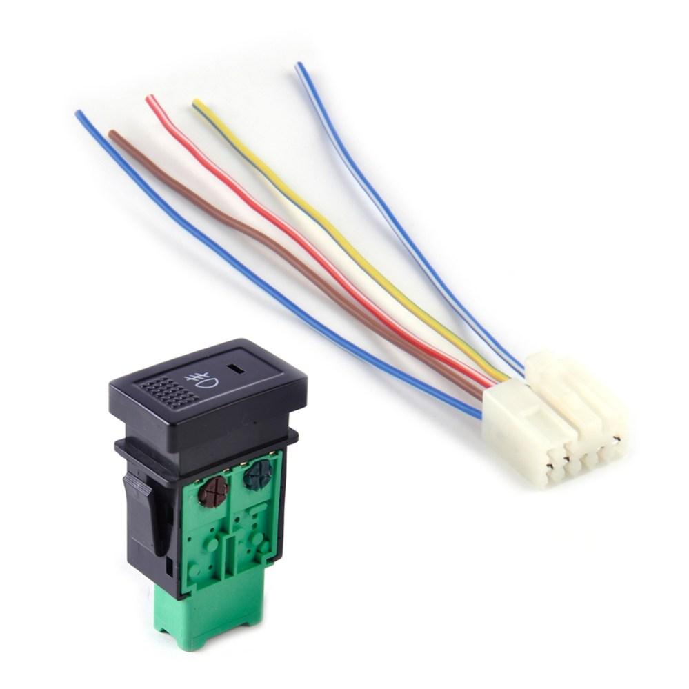 medium resolution of details about fog light switch plug harness for suzuki sx4 swift lingyang alto grand vitara
