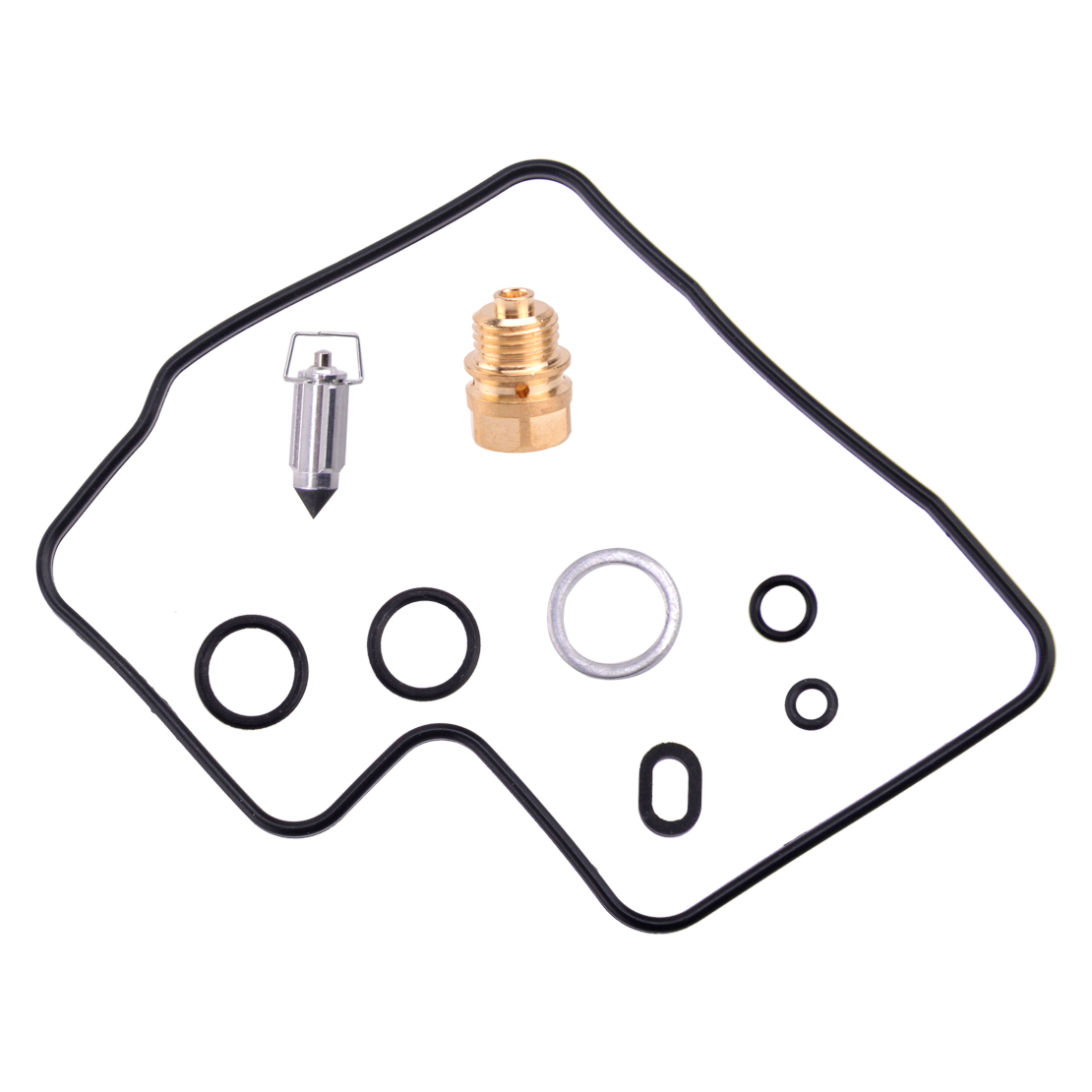 2x Carburetor Repair Rebuild Kit Fit for Honda VT750