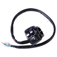 "1"" Handlebar Ignition Turn Signal Switch Wire Harness fit ..."