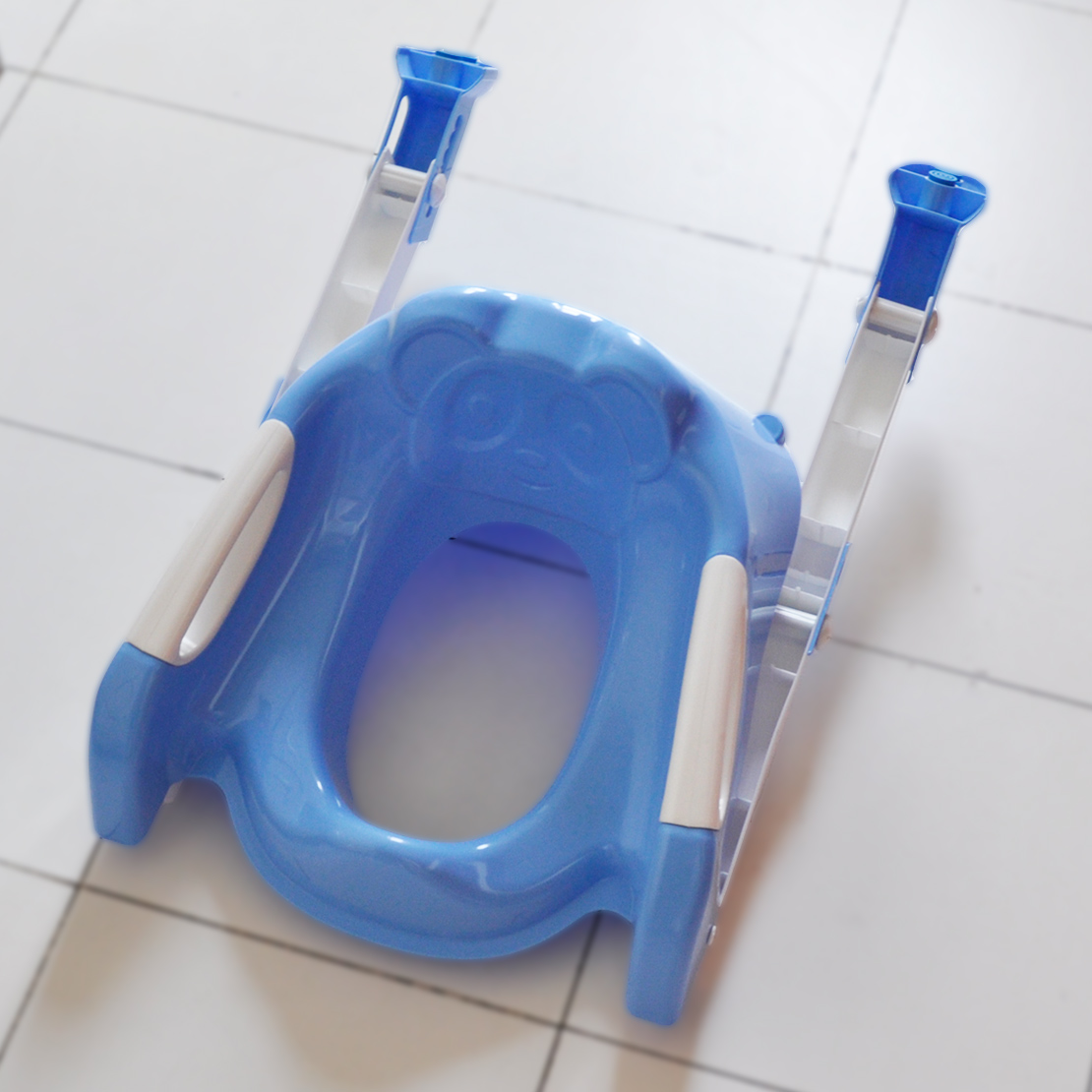 potty chair with ladder stair lift installation kids toilet trainer seat toddler